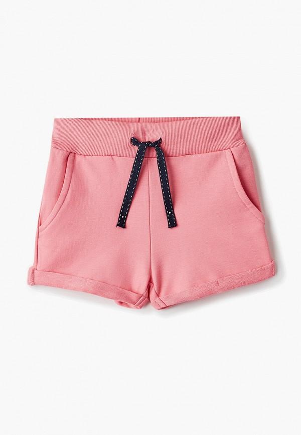 шорты name it для девочки, розовые