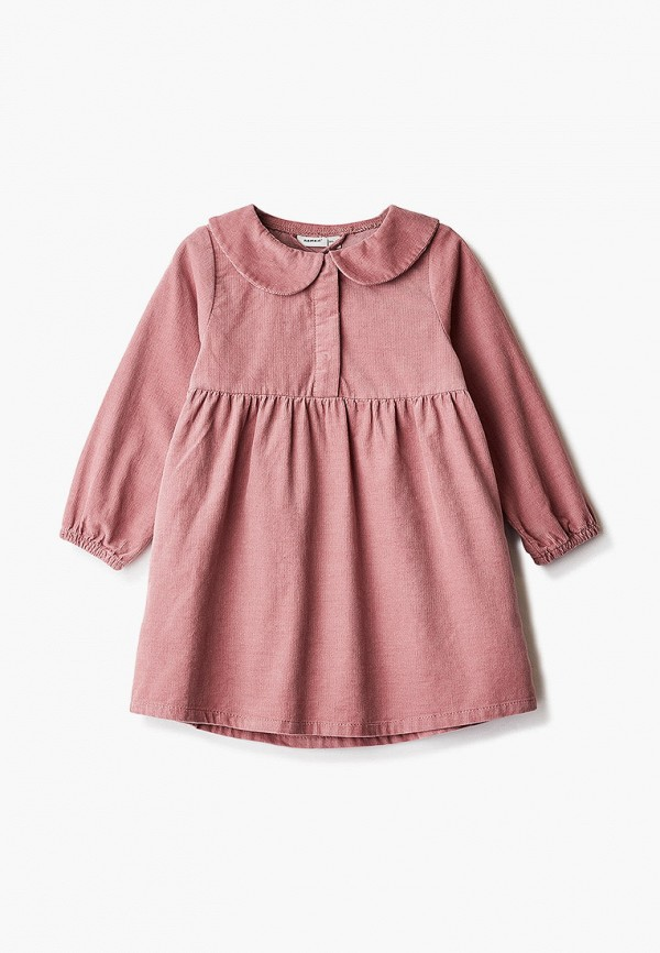 повседневные платье name it для девочки, розовое