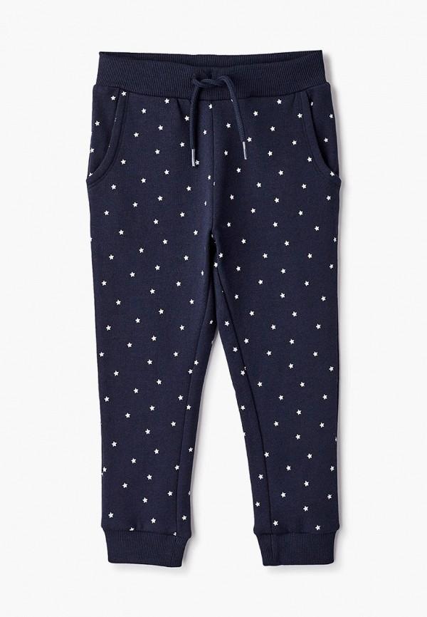 спортивные брюки name it для девочки, синие