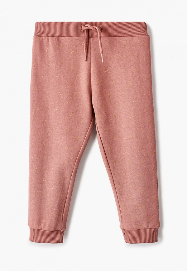 спортивные брюки name it для девочки, розовые