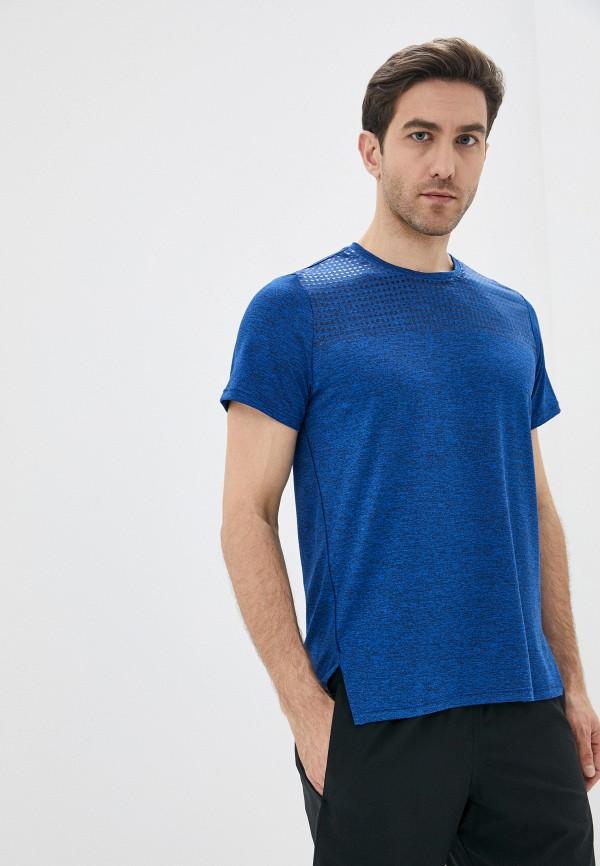 мужская спортивные футболка nativos, синяя