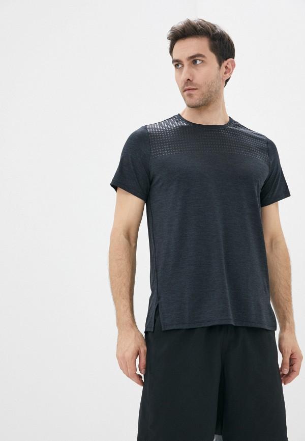мужская спортивные футболка nativos, черная
