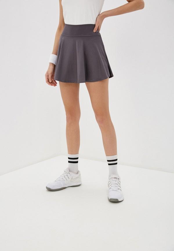 женская спортивные юбка nativos, серая