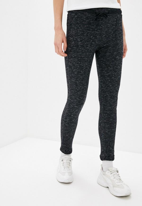 женские спортивные брюки nativos, черные