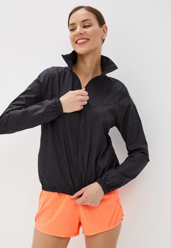 женская куртка nativos, черная