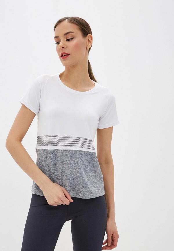 женская футболка nativos, белая