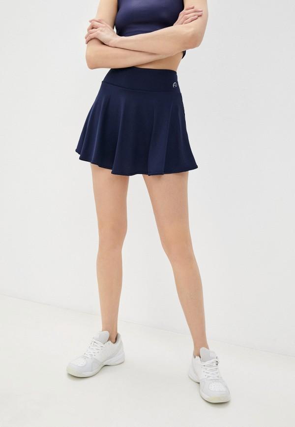 женская спортивные юбка nativos, синяя