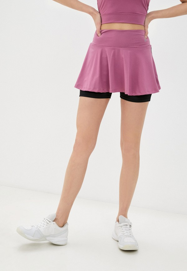 женская спортивные юбка nativos, розовая