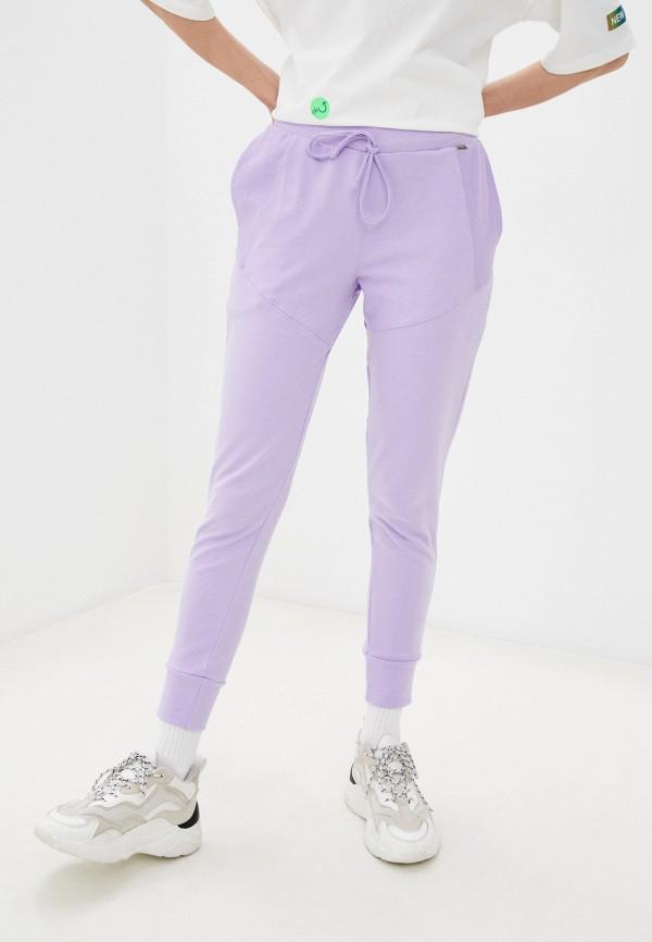 женские спортивные брюки nativos, фиолетовые