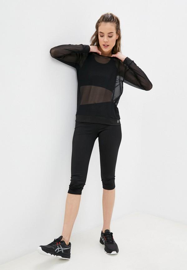 женский спортивный костюм nativos, черный