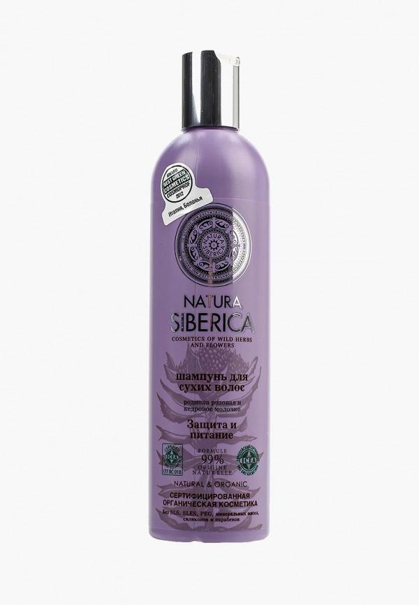 Купить Шампунь Natura Siberica, для сухих волос Защита и питание, 400 мл, NA026LWLQC56, Осень-зима 2018/2019