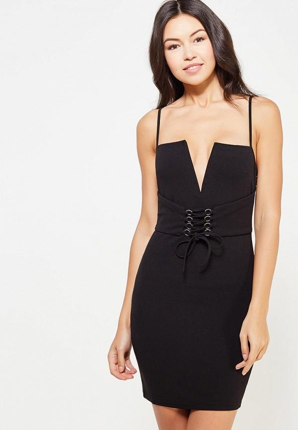 Купить Платье Naanaa, na028ewypc61, черный, Осень-зима 2017/2018