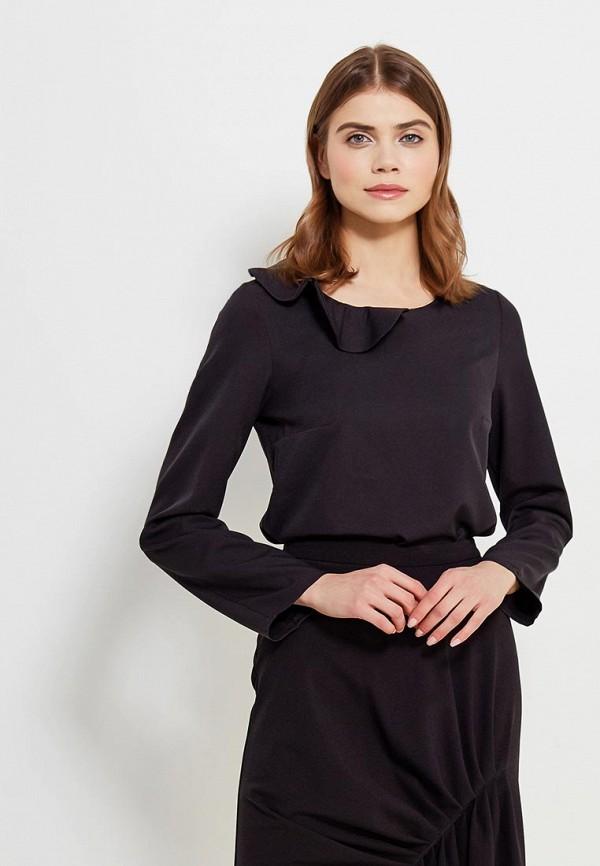 Купить Блуза Naoko, NA029EWAJAQ6, черный, Весна-лето 2018