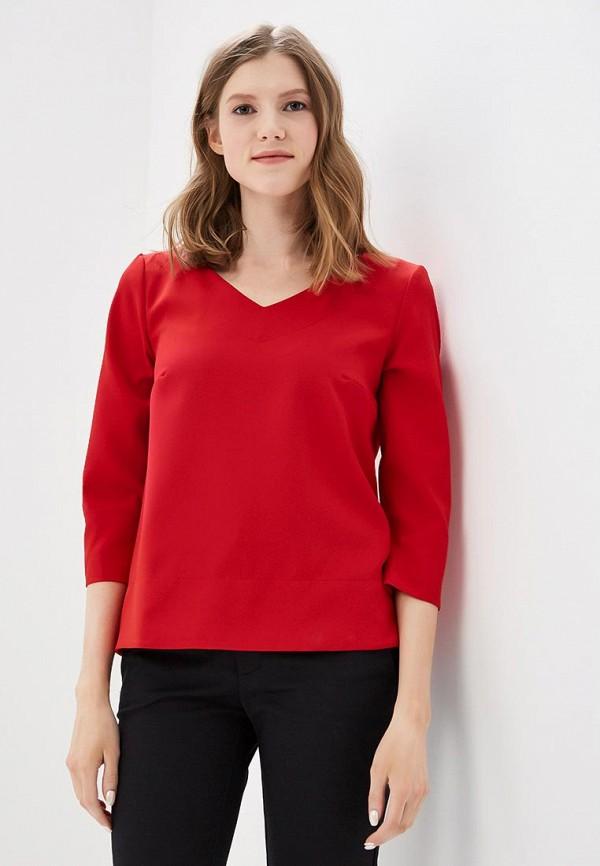 Купить Блуза Naoko, NA029EWAJAR1, красный, Весна-лето 2018