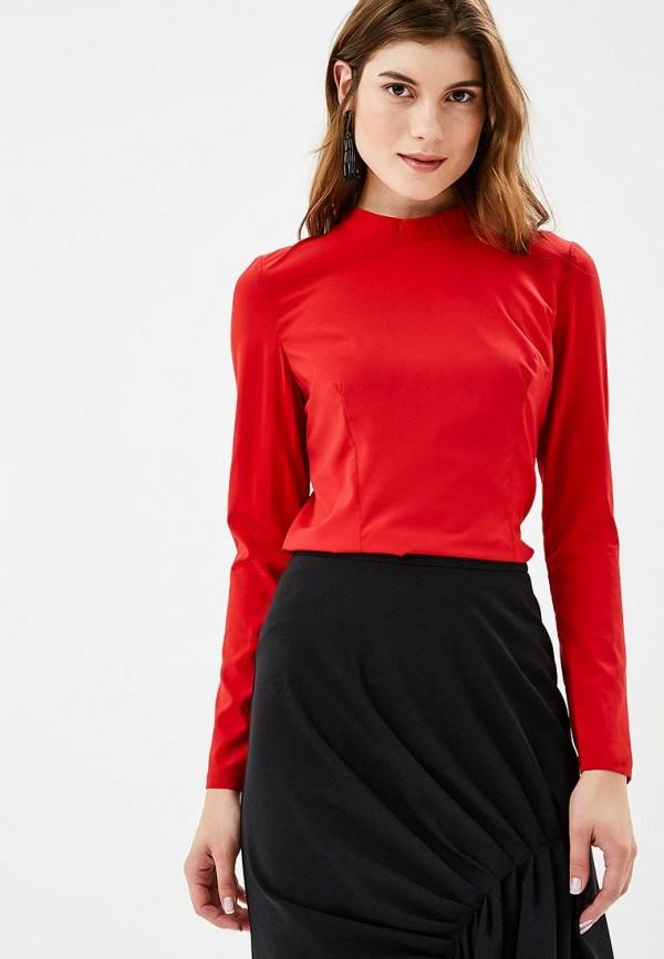 Купить Блуза Naoko, NA029EWAJAR6, красный, Весна-лето 2018