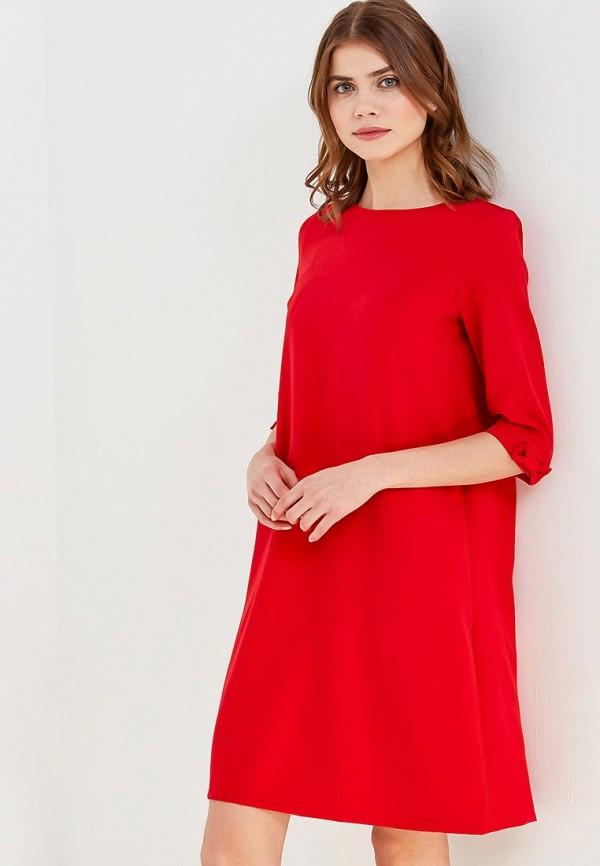 Купить Платье Naoko, NA029EWAJAU3, красный, Весна-лето 2018