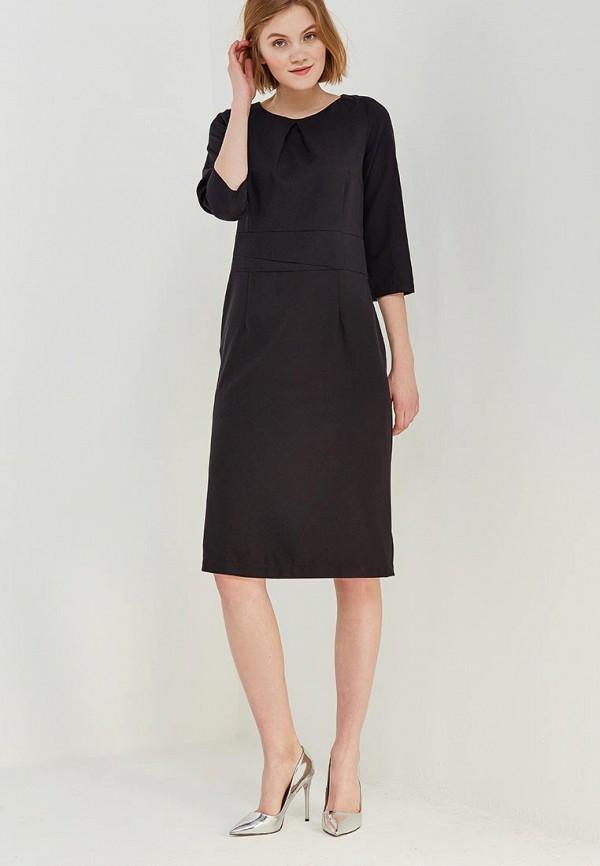 Купить Платье Naoko, NA029EWAJAU8, черный, Весна-лето 2018