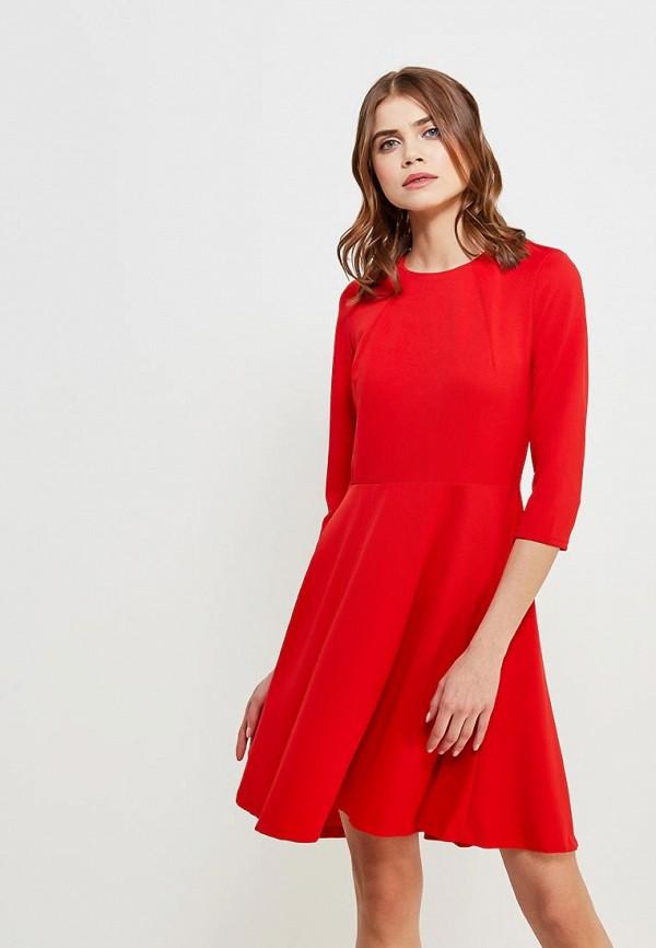 Купить Платье Naoko, NA029EWAJAV4, красный, Весна-лето 2018