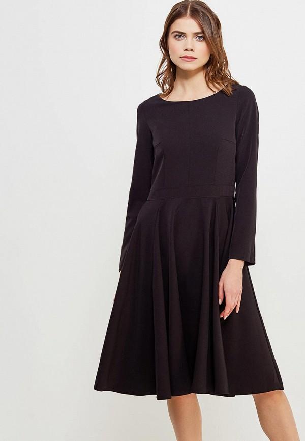 Купить Платье Naoko, NA029EWAJAW3, черный, Весна-лето 2018