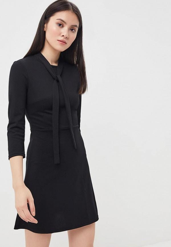 Купить Платье Naoko, NA029EWAJAW6, черный, Весна-лето 2018