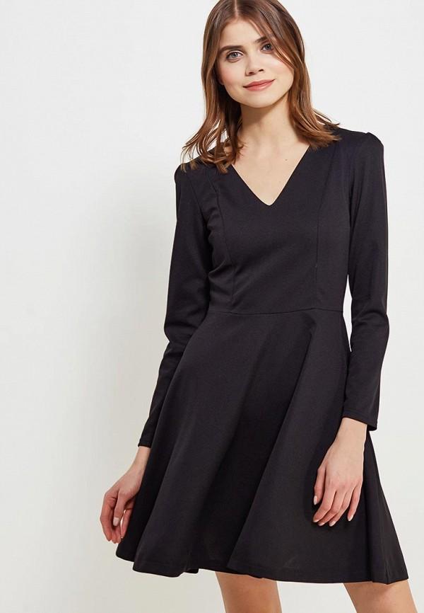 Купить Платье Naoko, na029ewajaw9, черный, Весна-лето 2018