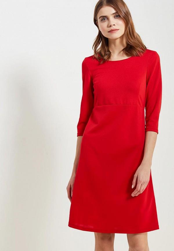 Купить Платье Naoko, na029ewajax5, красный, Весна-лето 2018