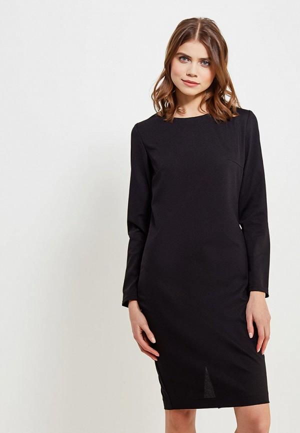 Купить Платье Naoko, NA029EWAJAX6, черный, Весна-лето 2018