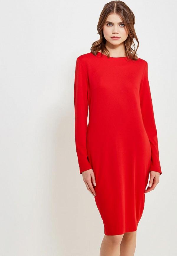Купить Платье Naoko, na029ewajax7, красный, Весна-лето 2018