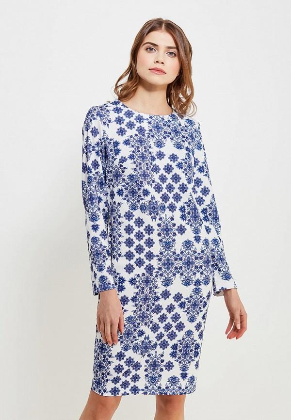 Купить Платье Naoko, NA029EWAJAX8, белый, Весна-лето 2018