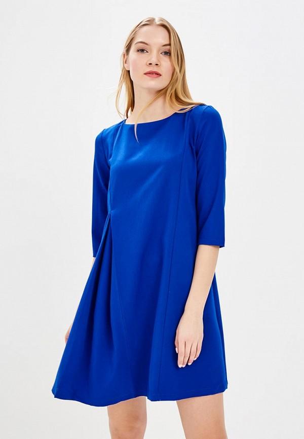 Купить Платье Naoko, NA029EWAJAY5, синий, Весна-лето 2018