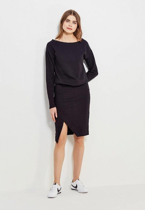 Купить Платье Naoko, na029ewajay6, черный, Весна-лето 2018