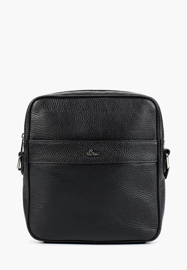 женская сумка nardelli, черная