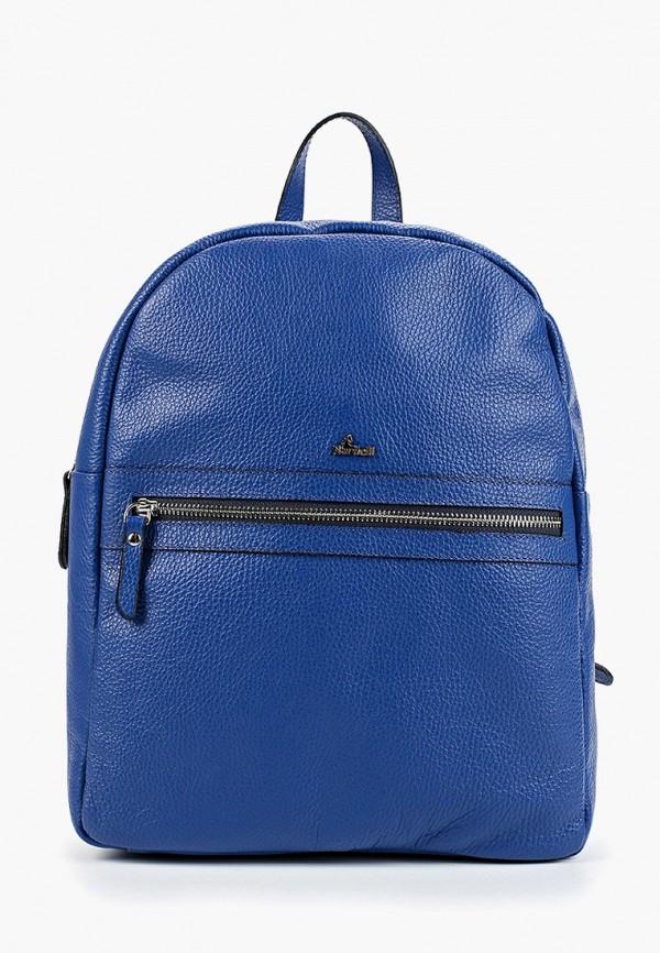 женский рюкзак nardelli, синий