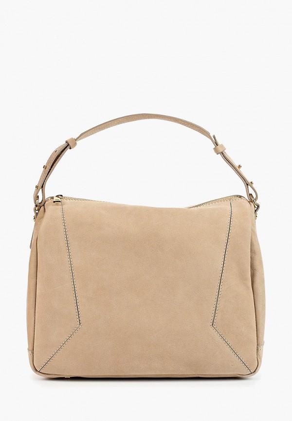 женская сумка nardelli, бежевая