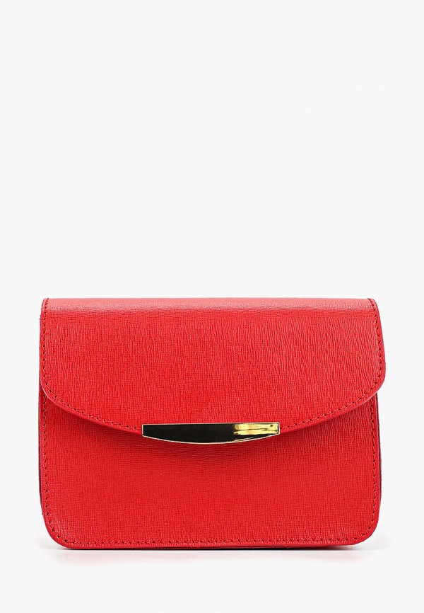 женская сумка nardelli, красная