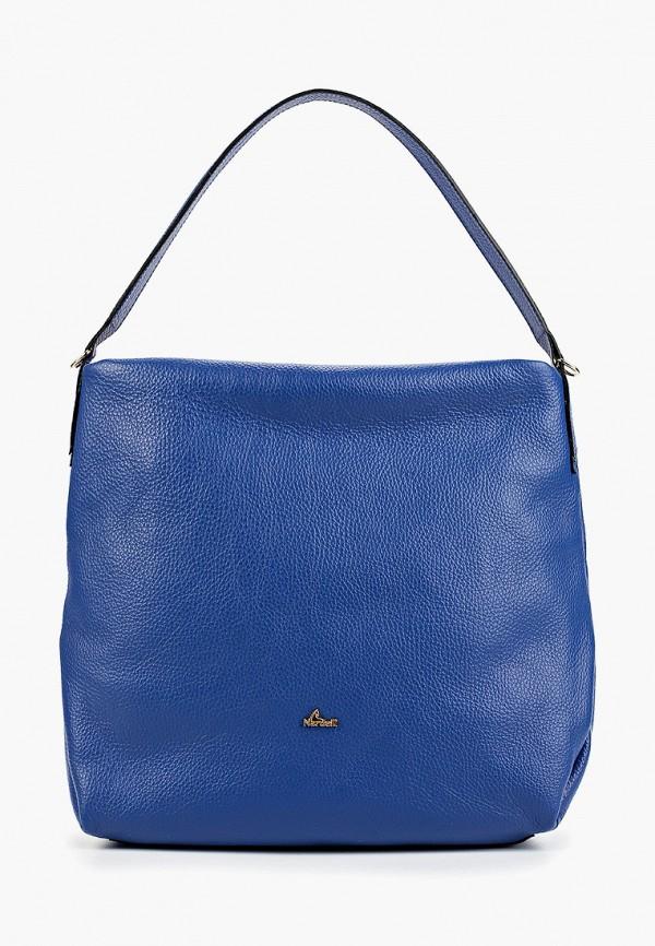 женская сумка nardelli, синяя