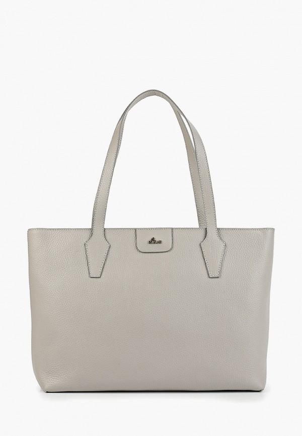 женская сумка nardelli, серая
