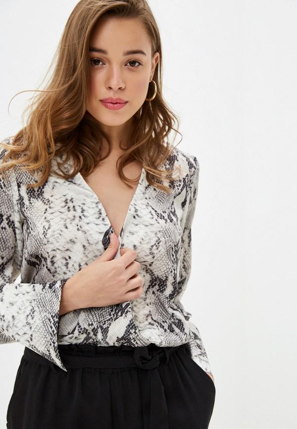 Фото - Женскую блузку NA-KD разноцветного цвета
