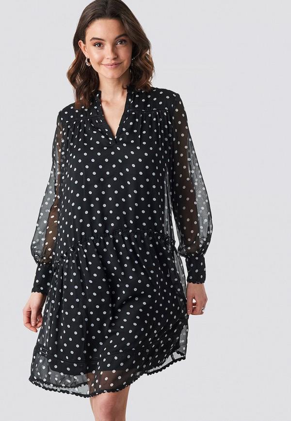 Платье NA-KD NA-KD NA033EWGQQW1 jekspert evropejcy potesnjat rossijan na hajnane