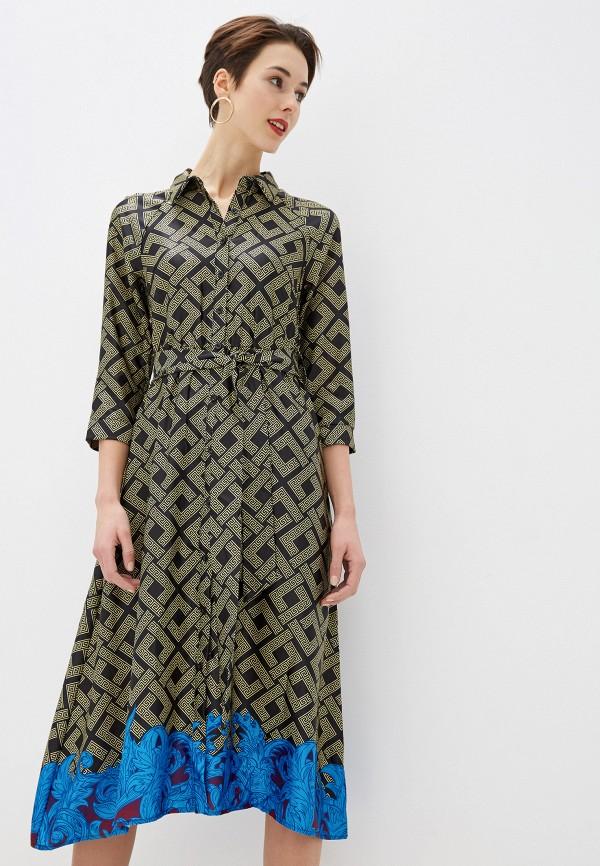 женское повседневные платье na-kd, разноцветное