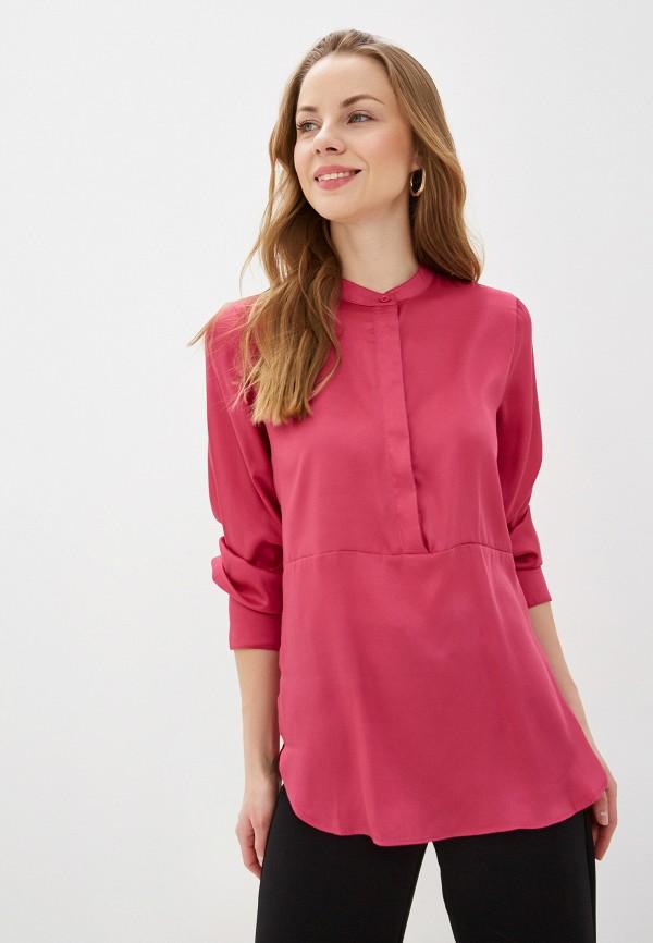 женская блузка na-kd, розовая