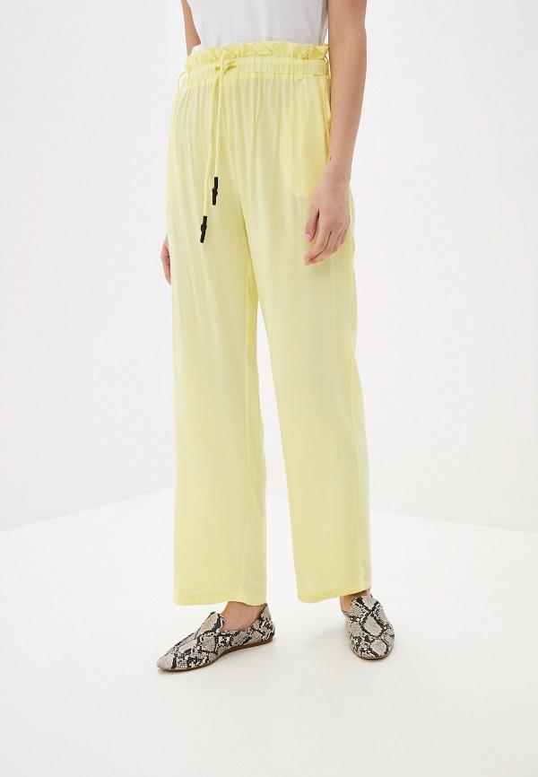 женские повседневные брюки na-kd, желтые