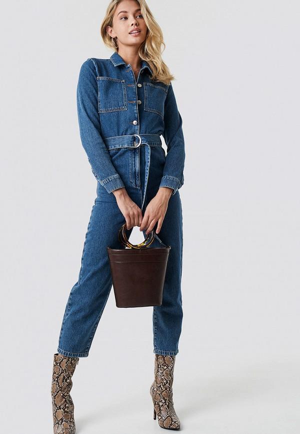 Комбинезон джинсовый NA-KD