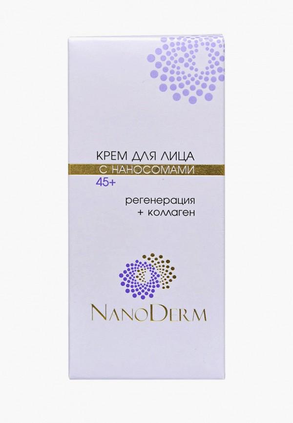 Крем для лица Nanoderm Nanoderm NA034LWGDAH4 nanoderm крем