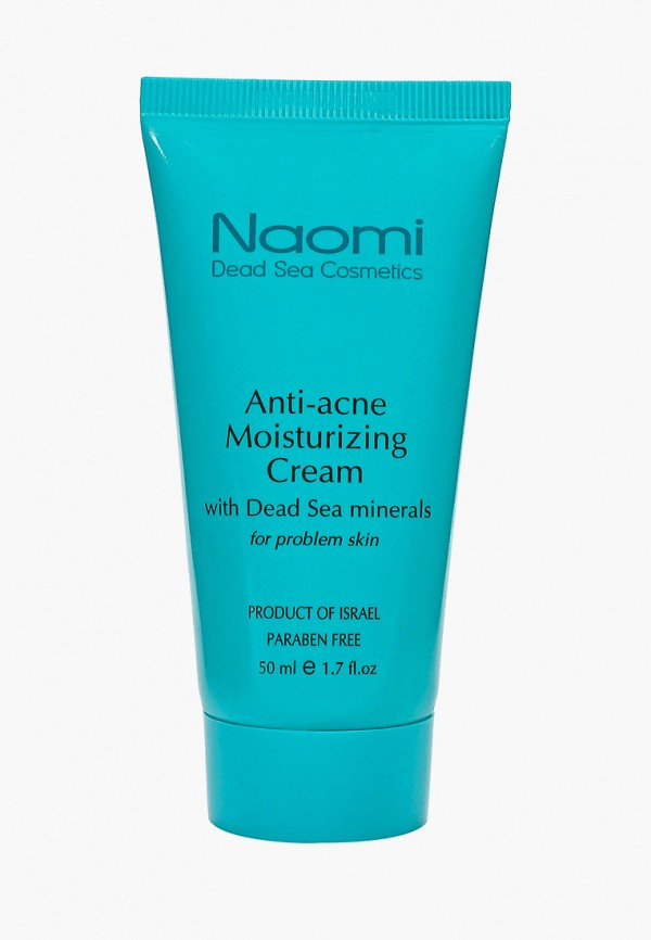 Крем для лица Naomi Dead Sea Cosmetics Naomi Dead Sea Cosmetics NA035LWFXON0 стоимость