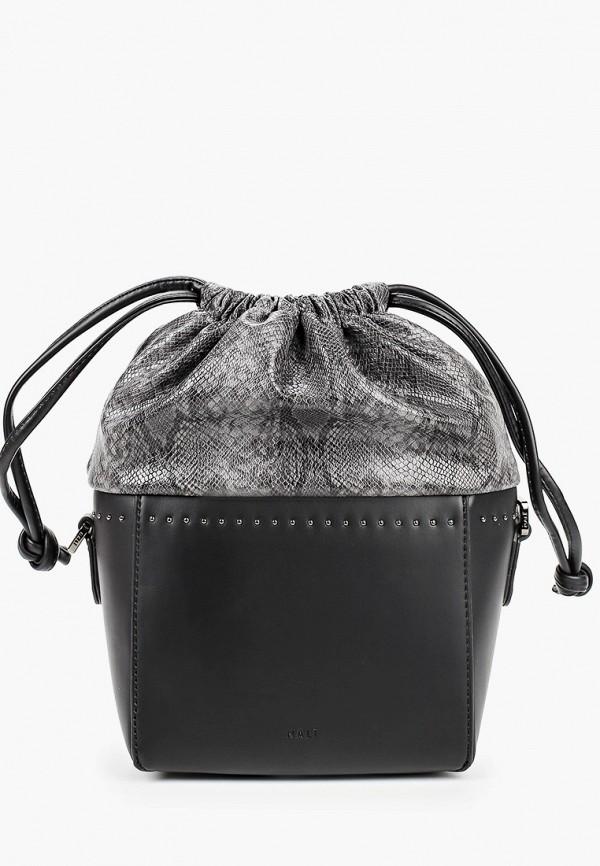 женская сумка nali, серая