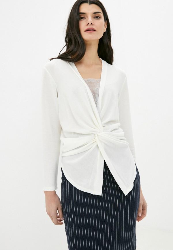 женский пуловер nataliy beate, белый