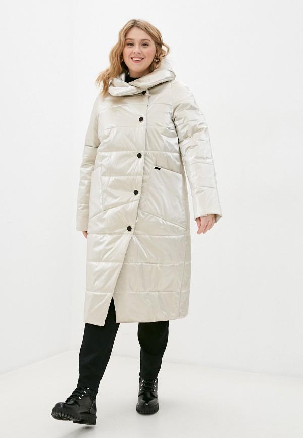женская куртка nataliy beate, бежевая