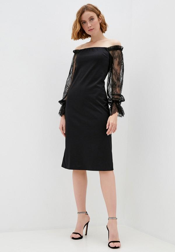 женское вечерние платье nataliy beate, черное