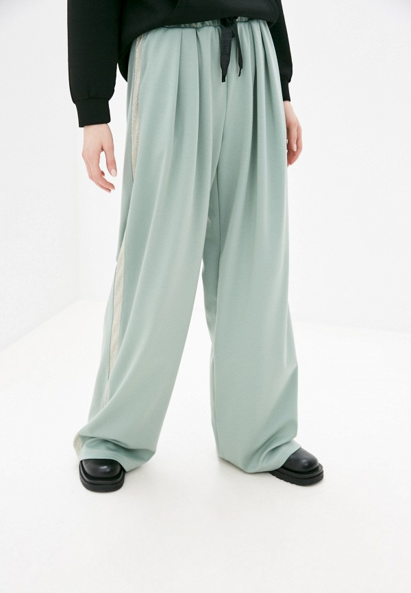женские брюки nataliy beate, зеленые